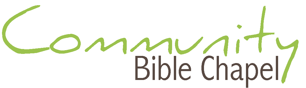 Community Bible Chapel Logo